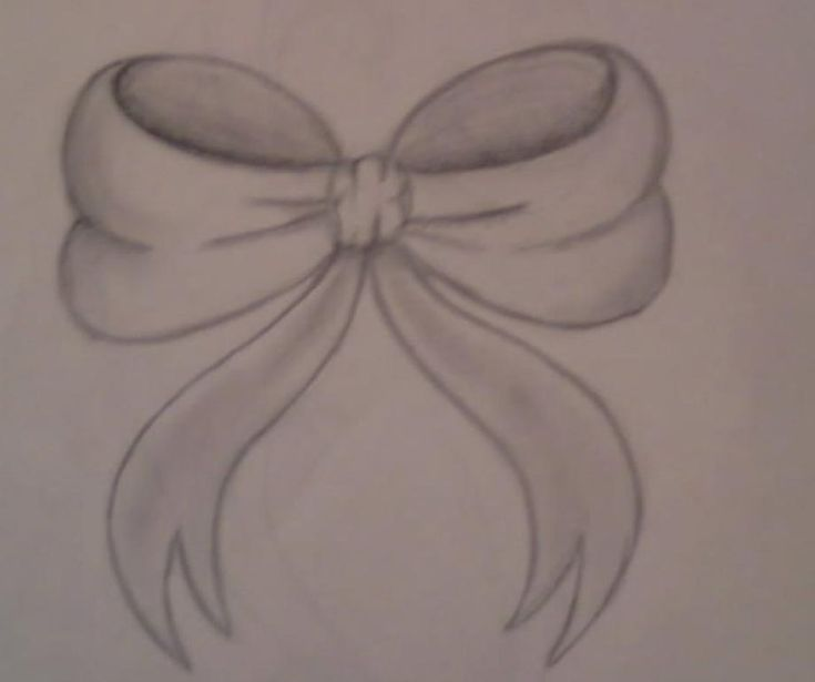 Cute Bow Tattoo Design By Averagesensation On Deviantart