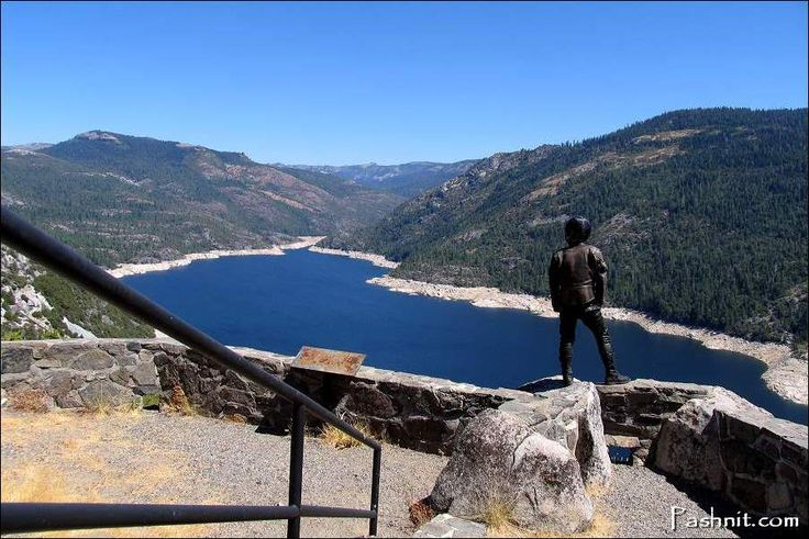 Hell hole reservoir high in the sierra backpacking for Sierra fish in english