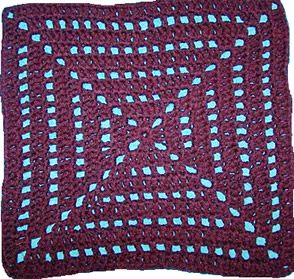 117 best granny squares images on pinterest crochet blankets hand daynas crochet free patterns granny square patternscrochet granny squareseasy dt1010fo