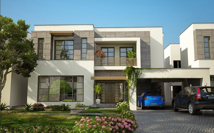 Front Elevation Of Houses In Uae : Best home images on pinterest modern homes