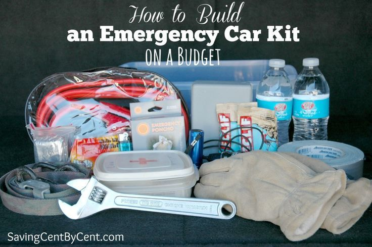 How to Build an Emergency Car Kit on a Budget | Cars ...