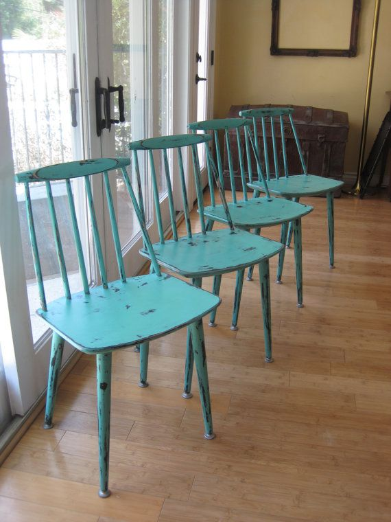 10 best kitchen chairs images on Pinterest   Kitchen chairs, Metal ...