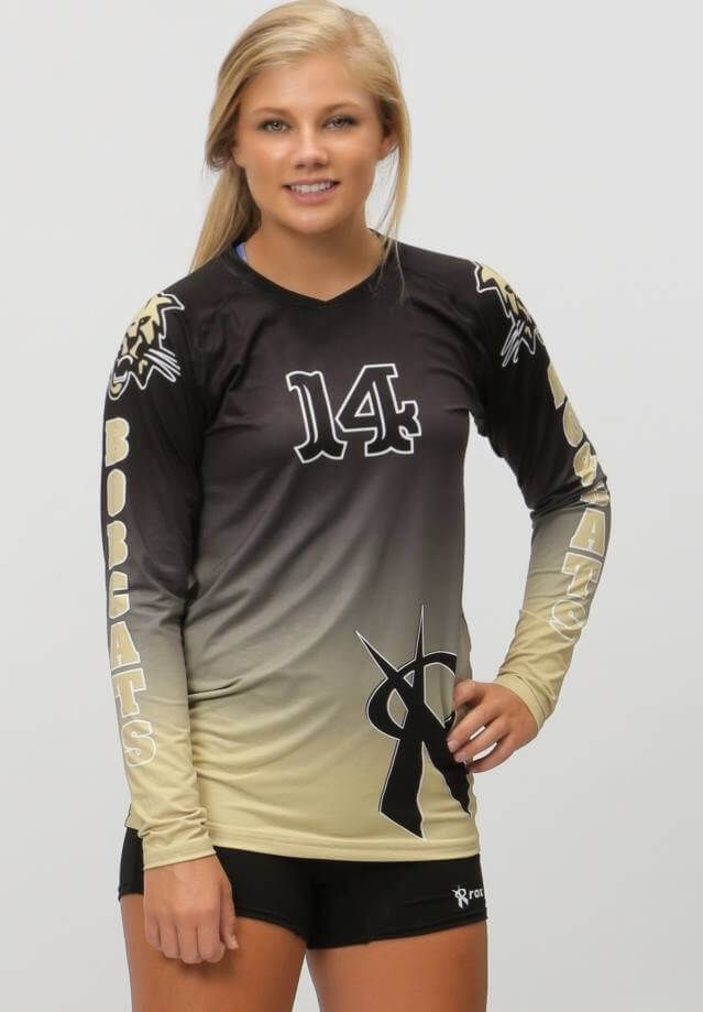 Top 15 best volleyball uniforms ,perfect unique volleyball kits for women volleyball team .Sublimated jersey designs in cool shades .Sleeveless jersey ideas