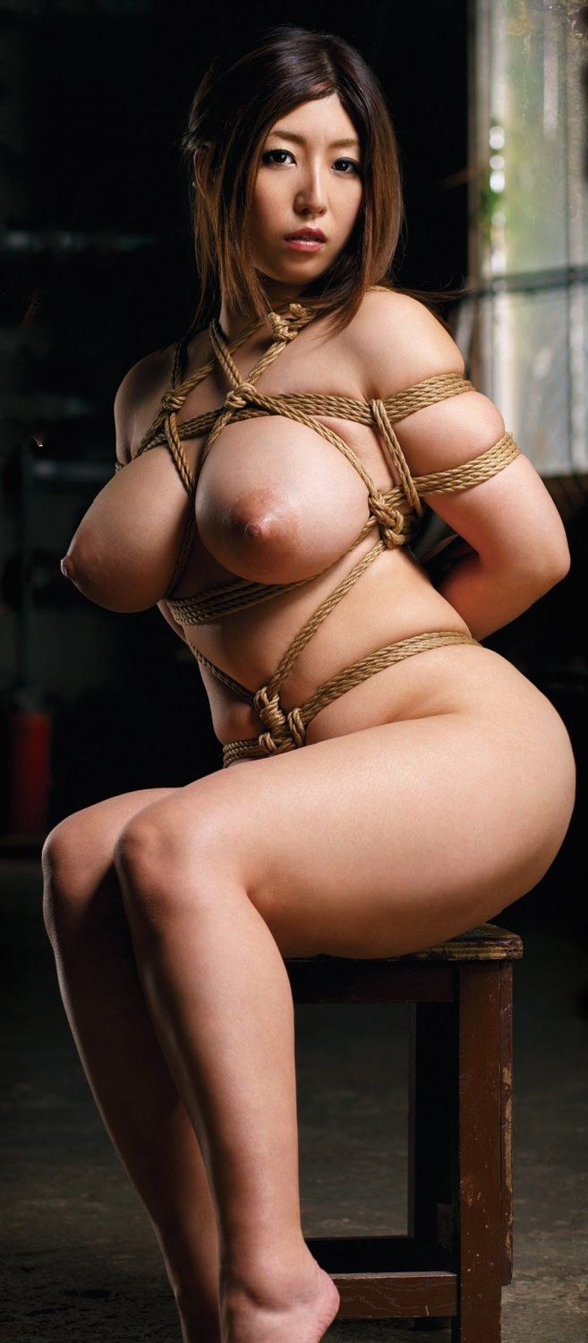 Girla with big boobs and naked and tied up regret, that