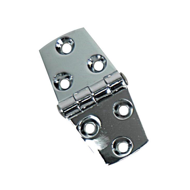"""Whitecap Door Hinge - 316 Stainless Steel - 1-1-2"""" x 3"""" [6028]"""
