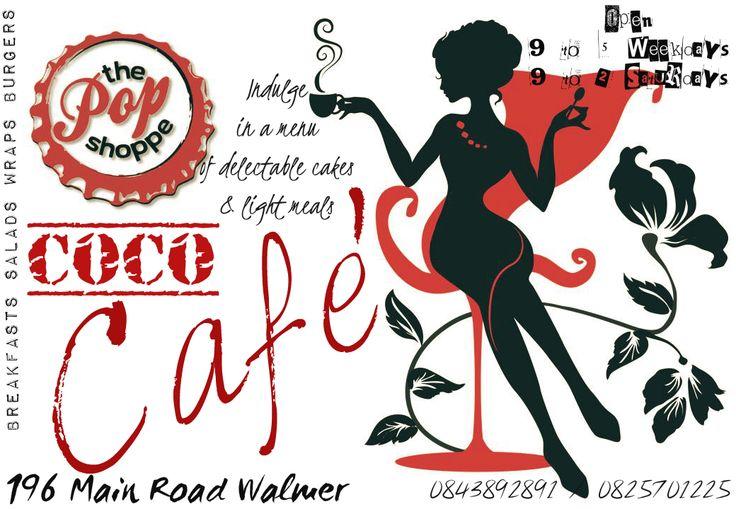 COCO Cafe @ 196 Main Road Walmer, Port Elizabeth, South Africa