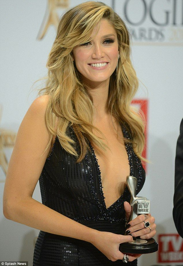 delta goodrem hair 2015 - Google Search