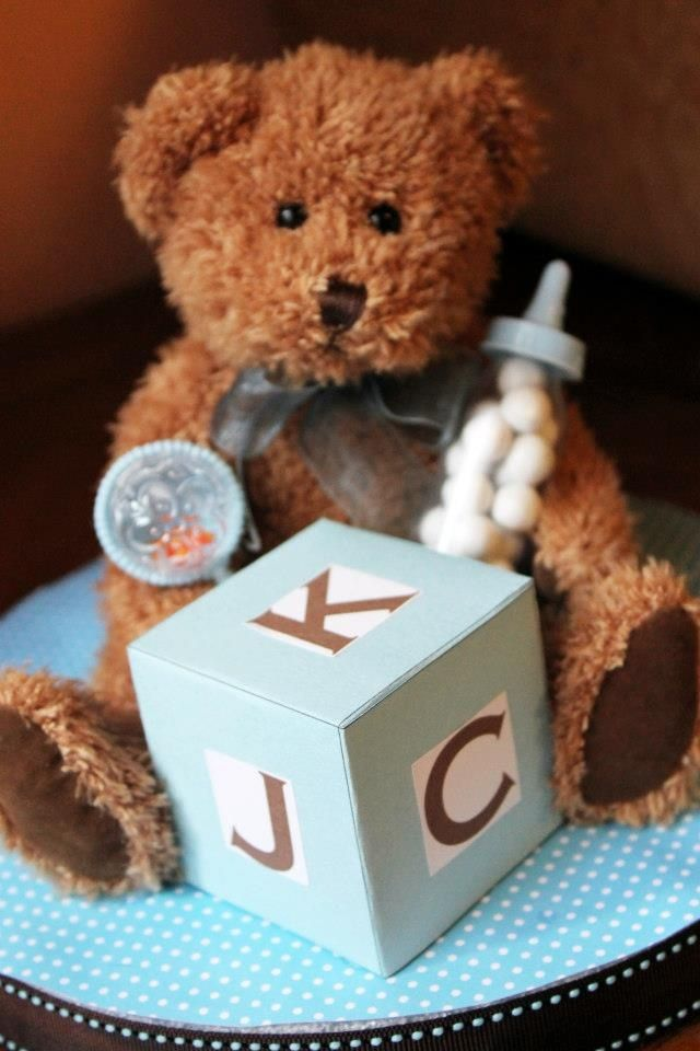 1000 Ideas About Bear Baby Showers On Pinterest Teddy