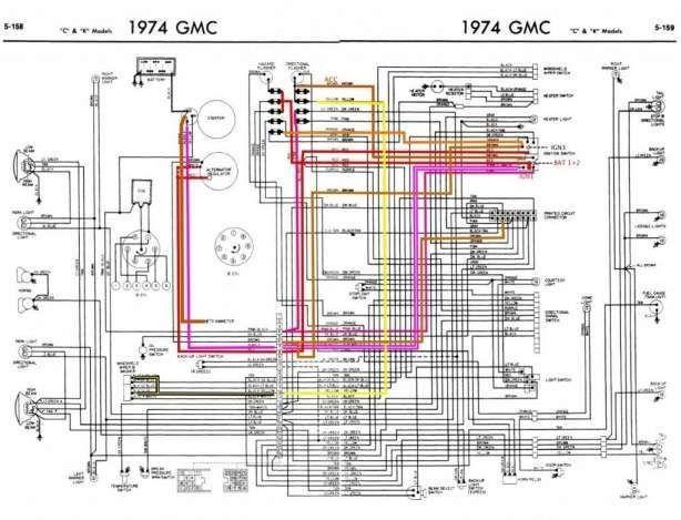 free chevrolet wiring diagram 1971 chevrolet truck parts