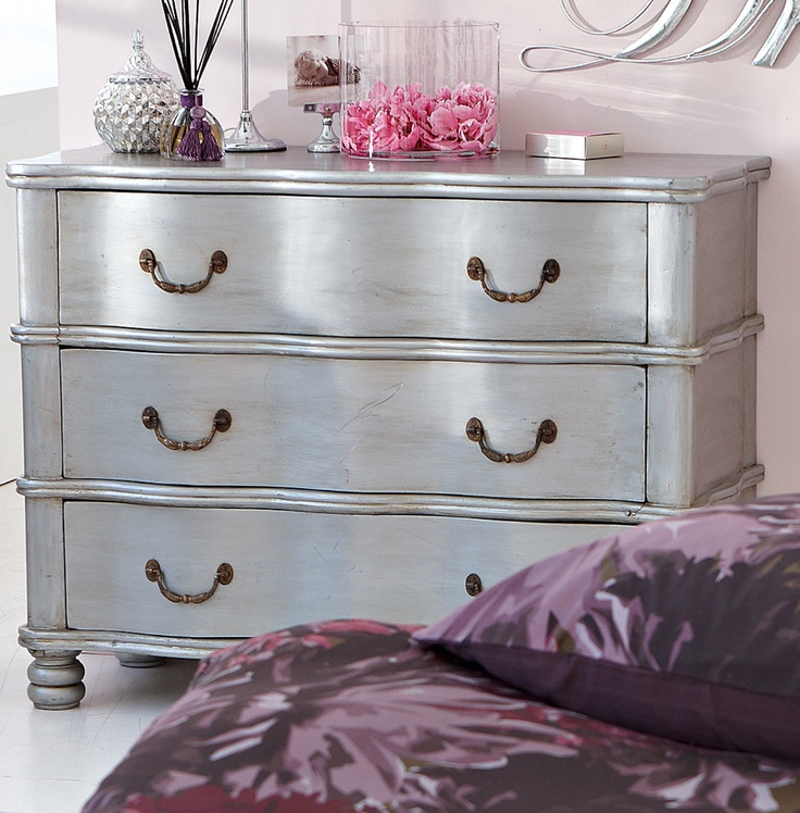 Just got a silver gray dresser and bed for Soph. Sure hope she'll love her new room
