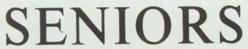 "1968 font, in the Falcon"" yearbook of Van Horn high school in Independence, Missouri.  #VanHorn #Falcon #yearbook #1968"