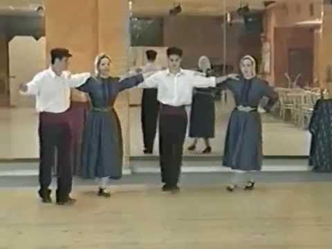 Μαθήματα χορού ~ Ικαριώτικος - YouTube