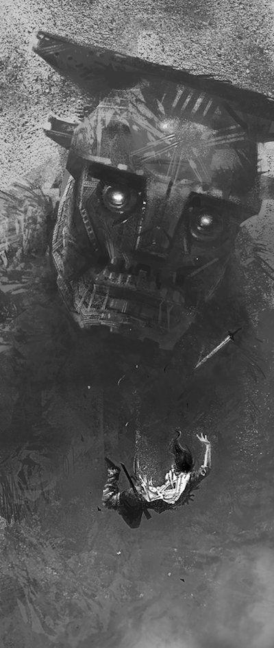 Shadow of the Colossus, Paul Kolvenbach on ArtStation at https://www.artstation.com/artwork/shadow-of-the-colossus-6033b20a-6785-4c02-8f21-89150e5b9fc7