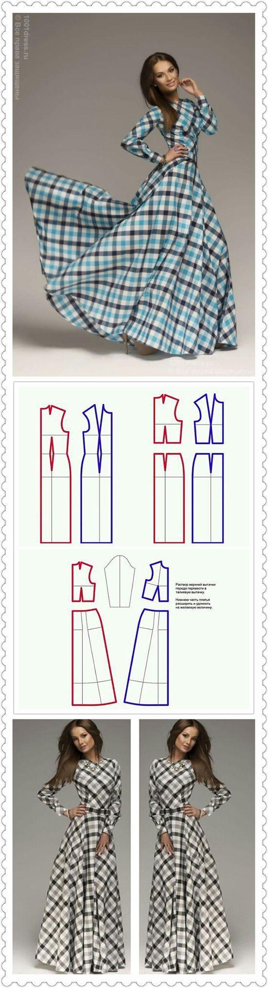 089b68ae6f2381586a6f7d7f49415aac.jpg (550×2027) (Ropa Diy Ideas)