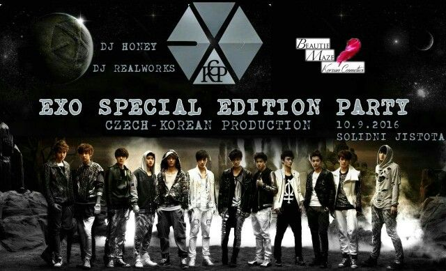 Exo Special Edition Party !!! ^^