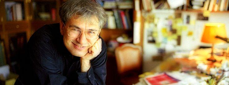 Sfaturi pentru scris de la Orhan Pamuk