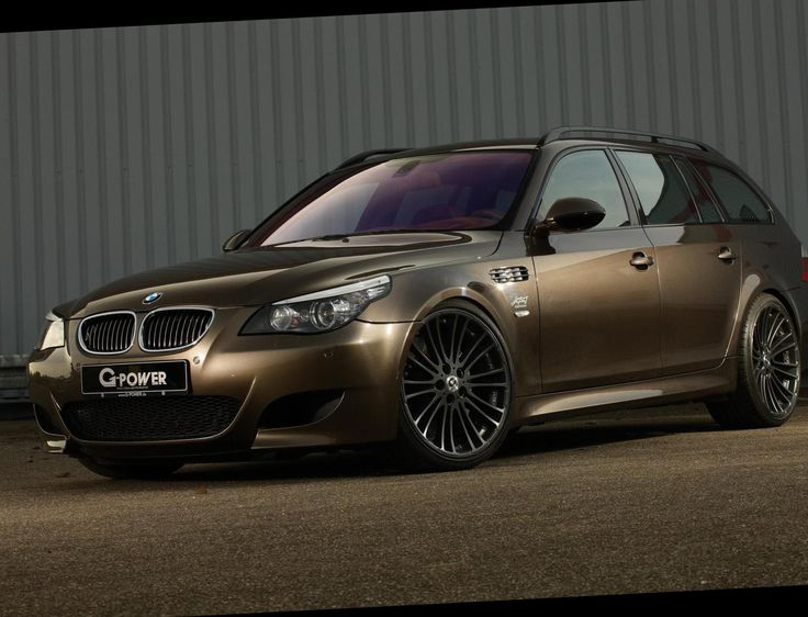M5 Touring (E61) BMW approved - http://autotras.com