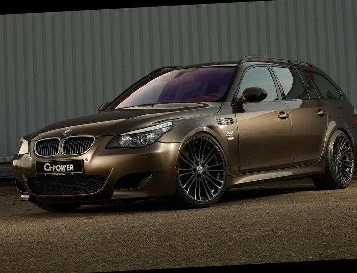 M5 Touring (E61) BMW approved - http://autotras.com