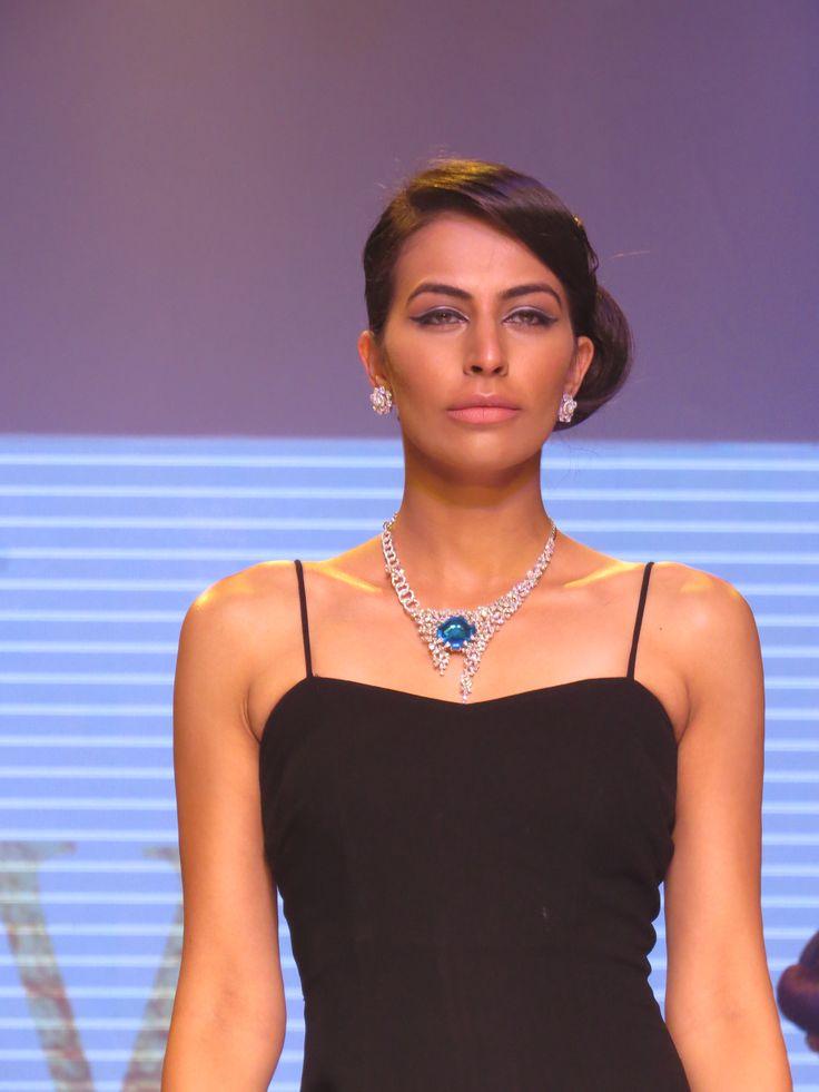 Beautiful bridal necklace IIJW2015