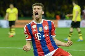 Image result for thomas muller