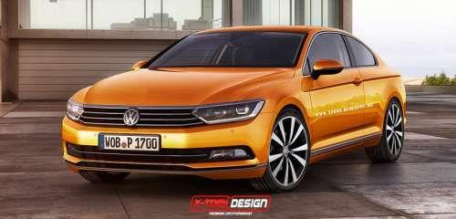 Новый Volkswagen Passat «потерял» задние двери пока только в Photoshop. Я думаю, что многие на прошлой неделе были удивлены, когда узнали, что немецкая компания собирается выпускать новый Passat. Это действительно было неожиданно, но мы увидели, что в компании Volkswagen дизайнеры не