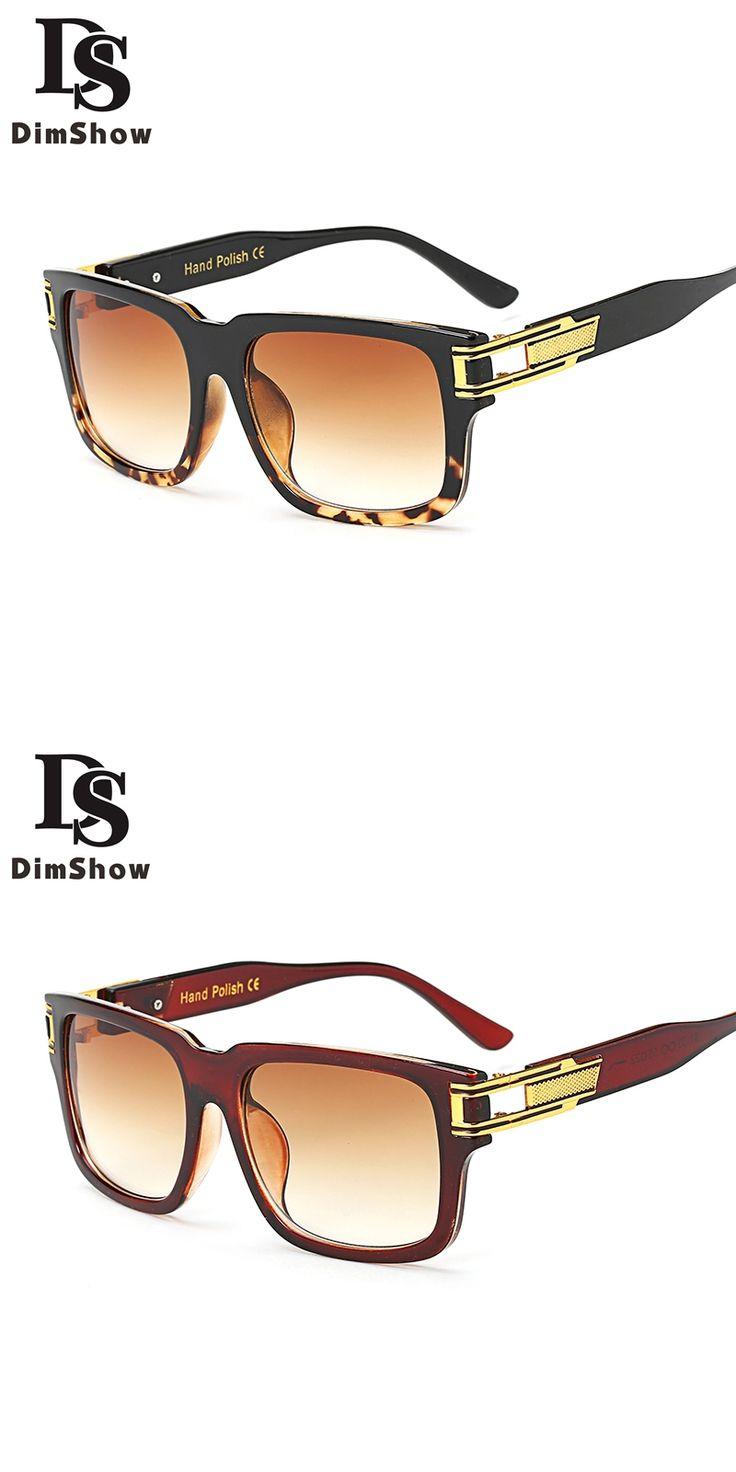 2017 New Women Sunglasses Big Rectangle Gradient Retro Glasses for Women Luxury Brand Summer Fashion Sun Glasses oculos de sol