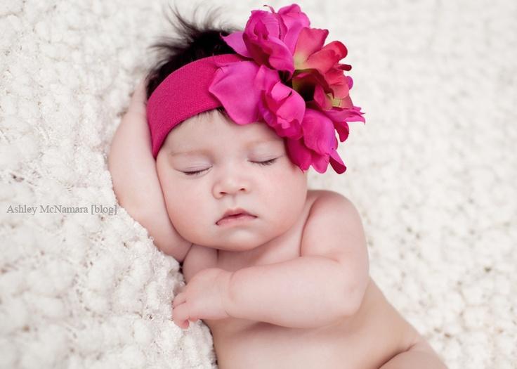 baby: Newborns Baby, Baby Pics, Flowers Power, Flower Power, Baby Photography, Photography Baby
