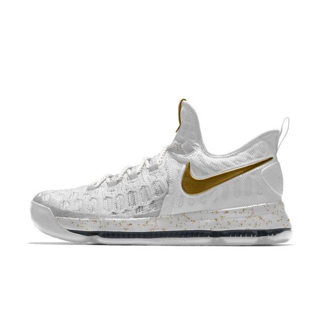 Męskie buty do koszykówki Nike Zoom KD 9 iD (my own project) what do u think??