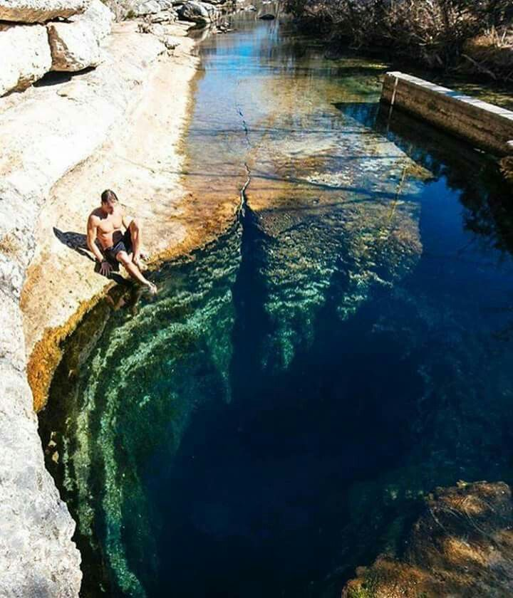 Jacobs Well, Texas