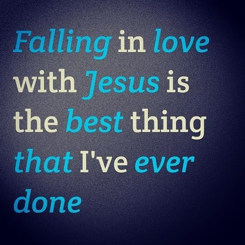 12 Best Images About Fall In Love With Jesus On Pinterest