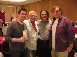 FRIGHT NIGHT Reunion Panel From Dallas, TX FEAR FEST 2 moderated by ICONS Robg.