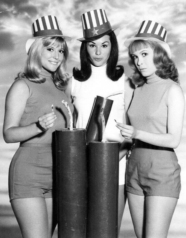 The Girls of Petticoat Junction.