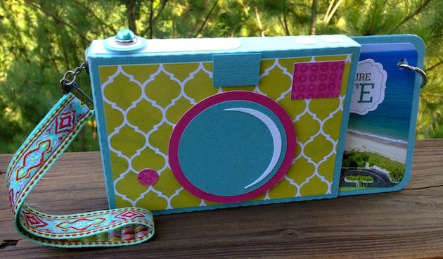 Artsy Albums Scrapbooking Kits and Custom Designed Scrapbook Albums by Traci Penrod: Summer Blog Hop with Lori Whitlock