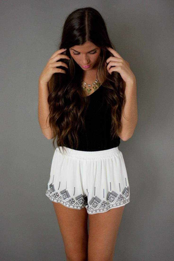 17 Best images about White Shorts on Pinterest | The shorts ...