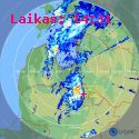 Latvijas un Eiropas meteo radari | Citāda Pasaule