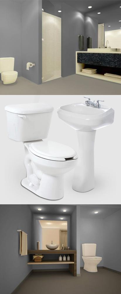 Este año: Arreglo el baño de visitas