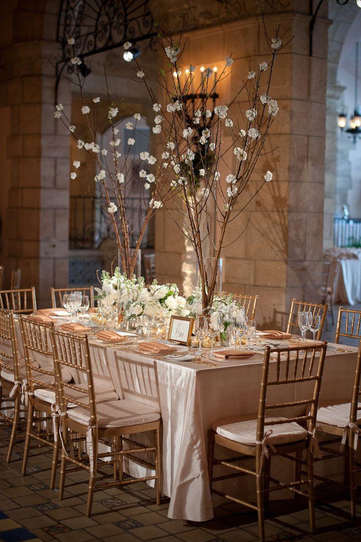 Wedding Tablescape & Reception Décor