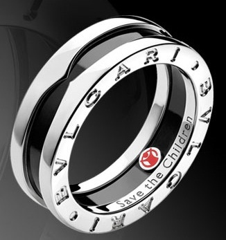 Selma Blair Helps Save the Children With BVLGARI Ring – STOP THINK GIVE -