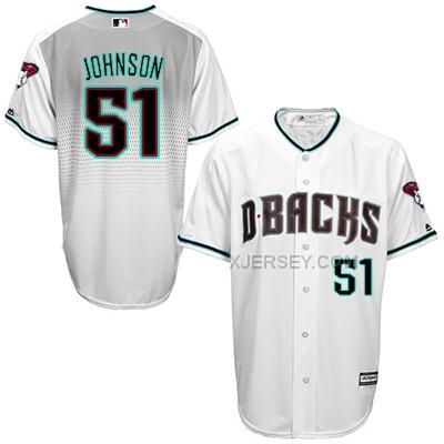 httpxjerseydiamondbacks 51 randy stitched baseball arizona diamondbacks 51 randy johnson white cool base jersey
