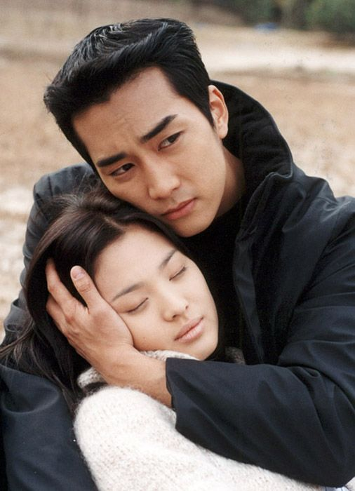 Joon Suh & Eun Suh - Autumn in My Heart (2000). The first drama in director Yoon Suk Ho's Endless Love series.