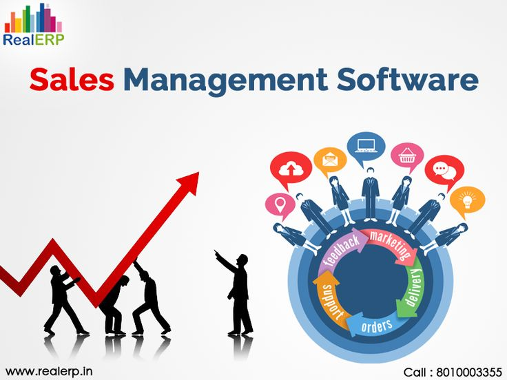 #SalesManagementSoftware is developed to manage all the sales process and it can modify according to your need including easy access to relevant information.  See more @ http://bit.ly/2pgXYAs #RealERP #SalesManagement