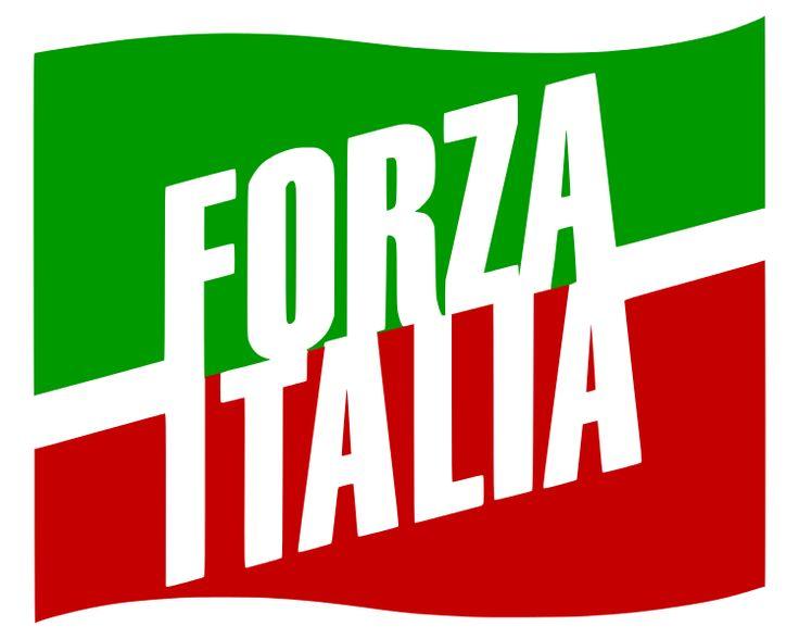 File:Forza Italia Logo