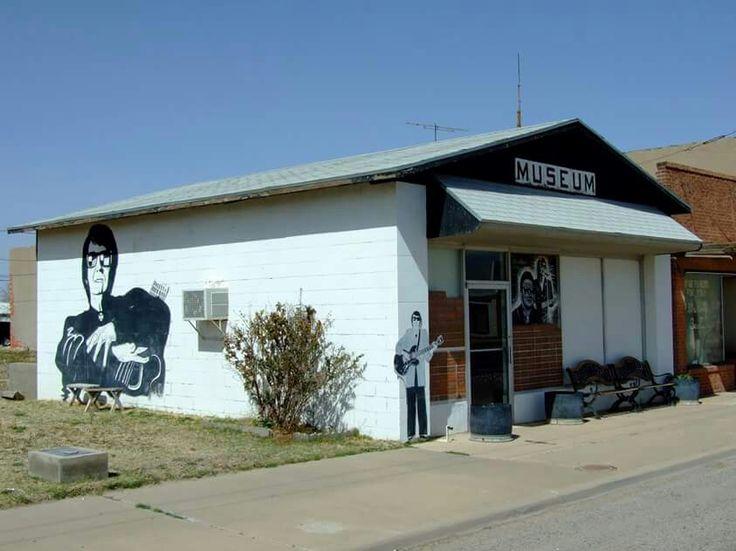 Roy Orbison Museum in Wink, Texas