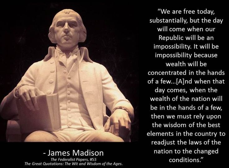 how was james madison a strict constructionist An example of how he was a strict constructionist was in 1808 (in the middle of his presidency), when he created the phrase separation between church and state.