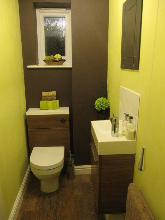 Small Toilet Room 14 Pinterest