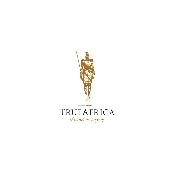 True Africa Safari Company logo design