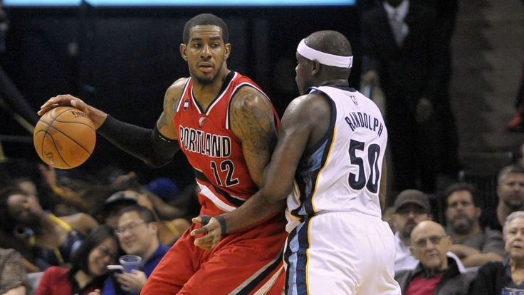 The Trail Blazers need Aldridge in the fight for playoff seeding in the Western Conference.