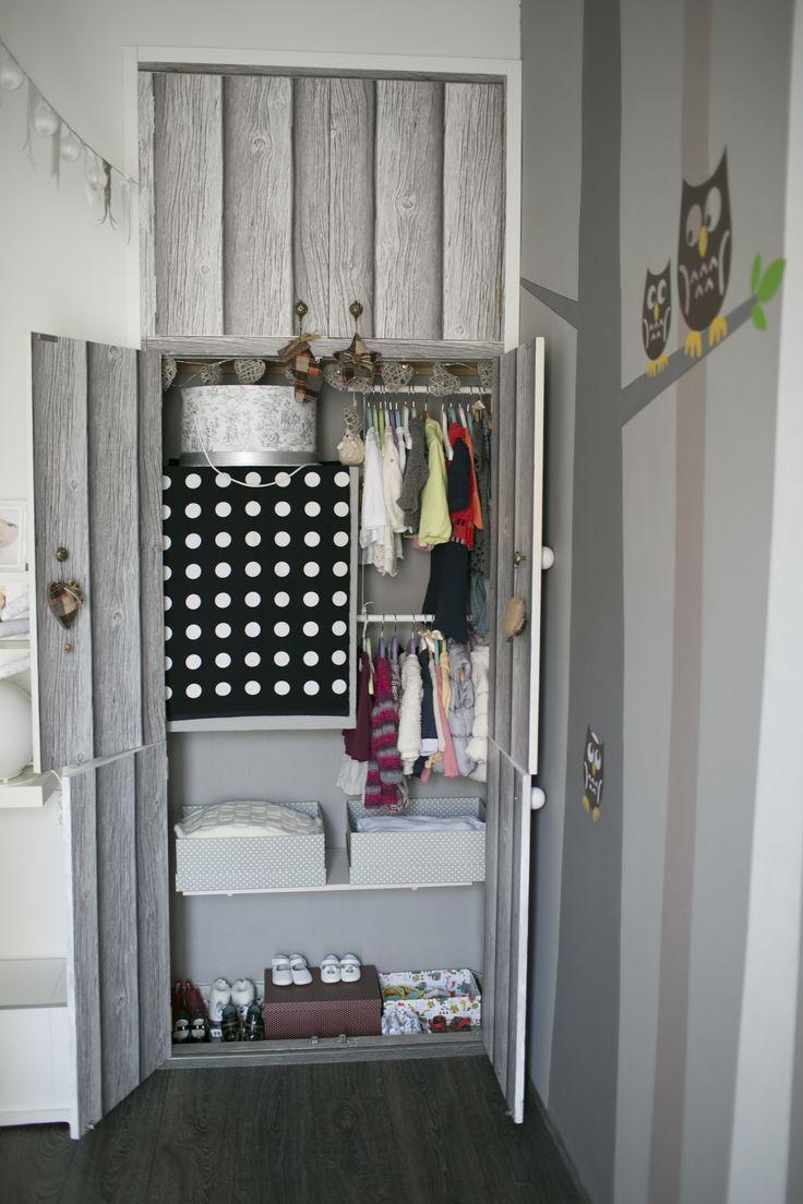 100 best armario images on pinterest closets sliding - Armario 3 puertas correderas leroy merlin ...