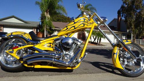 Big Dog Motorcycle K9 - Big Dog Motorcycles