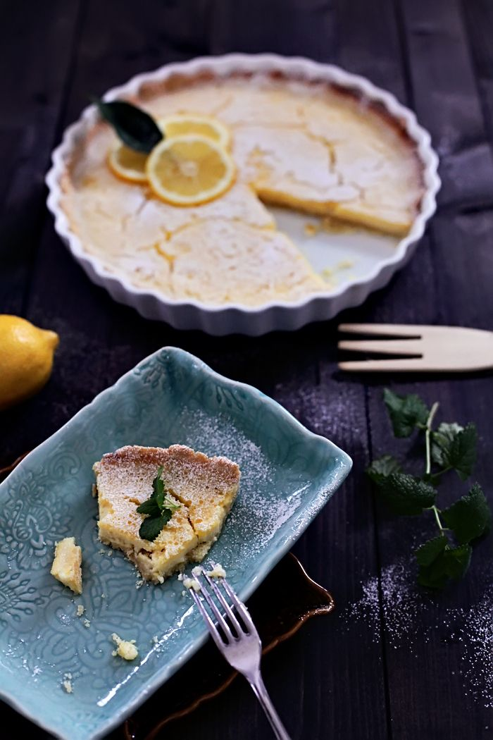 {Recipe of a Good Lemon Pie} Recept på en god citronpaj | Helt enkelt